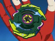 Beyblade The Movie Zagart Arc V Force.1 2011800