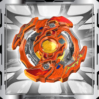 BB Rising Ragnaruk Gravity Revolve
