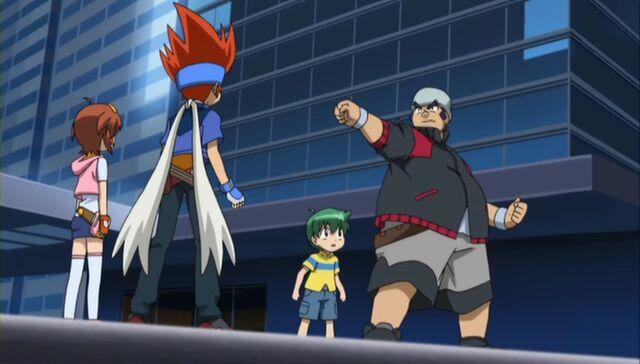 File:Gingka, Madoka, Kenta and Benkei.jpg