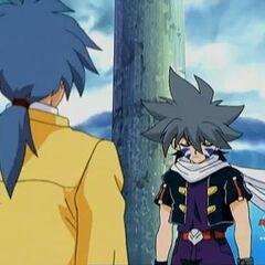 Hiro wusste, was Kai vor hat.
