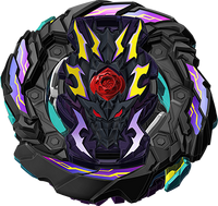 BBGT Dread Bahamut 7Wall Orbit Metal Gen Beyblade