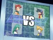 Beyblade V-Force The Movie World Championships Arc Ep50 81200