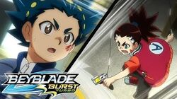 BEYBLADE BURST TURBO Episode 1- Time to go Turbo! Videos For Kids