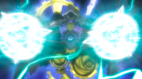 Beyblade Burst God Alter Chronos 6Meteor Trans avatar 16