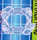 Crab Diver Attack Ring