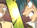 Kyoya Tategami vs. Salhan