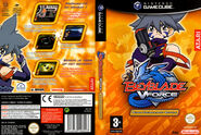Beyblade Vforce Super Tournament Battle FRENCH PAL COVER
