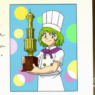 Urkunde von der Kochmeisterschaft