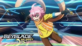BEYBLADE BURST Meet the Bladers Akira