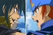 Gingka y Kyouya se enfrentan por primera vez