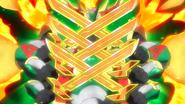 Beyblade Burst Gachi Bushin Ashura Hurricane Keep Ten avatar 34