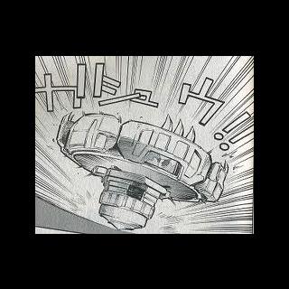 Fang Leone im Manga