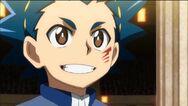 Valt's generous grin