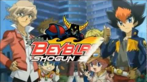 Beyblade Shogun Steel English Opening LQ HD with Lyrics