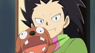 Kensuke teasing Valt