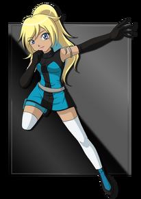 Metal fight beyblade 4ds alyssah by darkangel hikari-d4pkpvx