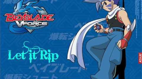 Beyblade Let it Rip song with download link