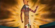 Horus the king