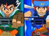 Gingka Hagane vs. Masamune Kadoya