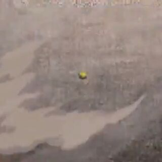 Libra verwandelt die Arena in eine Sandlandschaft!