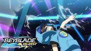 BEYBLADE BURST Meet the Bladers Jin