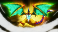 Beyblade Burst Gachi Wizard Fafnir Ratchet Rise Sen avatar 25