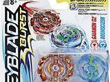 Gaianon G2 & Doomscizor Dual Pack