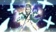 Gwyn's starry aura