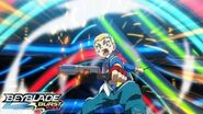 BEYBLADE BURST RISE Welcome to the Hyper Stadium
