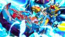 Beyblade Burst Superking King Helios Zone 1B avatar OP