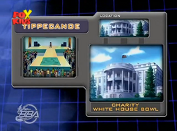 Charity White House Bowl