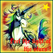 Starlight Unicorn Avi Pic