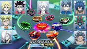 Battleship Cruise bladers and beyblades