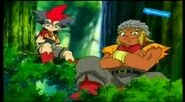 Beyblade V-Force - Max & Ray vs Mariam & Joseph 232365