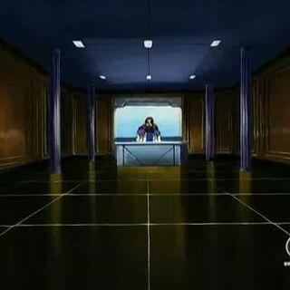 Dr. Zagarts Büro.