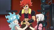 Xander, Shu, and Lui