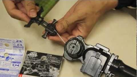 BB-58 Beyblade Suspensions UNBOXING-1