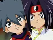 Beyblade V-Force Team Psykick Movie Arc.1 29300