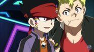 Daigo and Rantaro