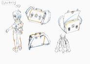 Beyblade Burst Shu Kurenai Concept Art 6
