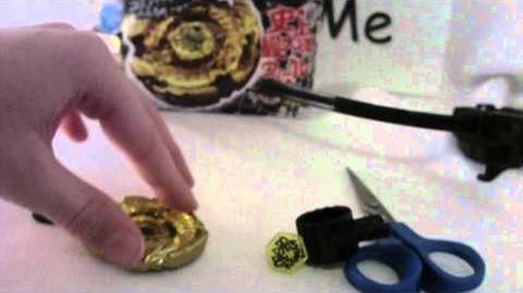 Beyblade Metal Fight Hell (Hades) Kerbecs Unboxing