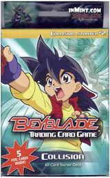 Beyblade Trading Card Game
