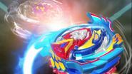Beyblade Burst Evolution Genesis Whip 2