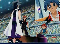 Kai vs Daichi