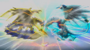 Beyblade Burst God Drain Fafnir 8 Nothing vs Nightmare Longinus Destroy