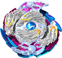 Beyblade Nightmare Longinus