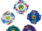 Bakuten Shoot Beyblade 2020 V Set