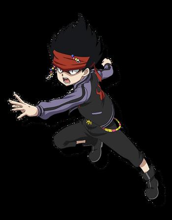 Daigo Kurogami Beyblade Wiki Fandom Powered By Wikia