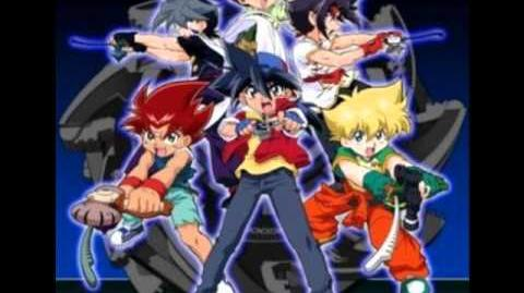 Beyblade - I'm not going down