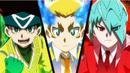 Team Victories powerful auras